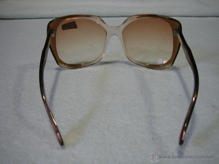 Vintage: ByC.Gafas de sol años 60 de señora. Anchura frontal 14 cm - Foto 3 - 44804024