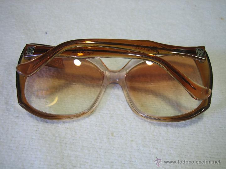 Vintage: ByC.Gafas de sol años 60 de señora. Anchura frontal 14 cm - Foto 4 - 44804024