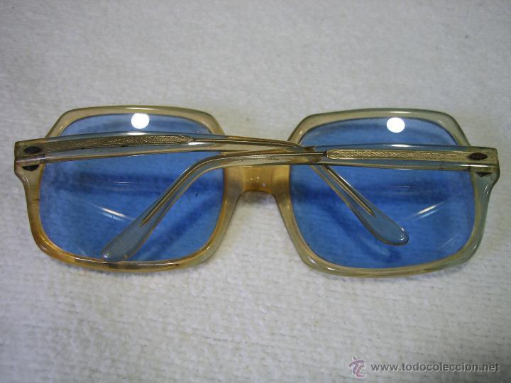 Vintage: ByC.Gafas de sol años 60 de señora. Anchura frontal 15,5 cm - Foto 4 - 44804054