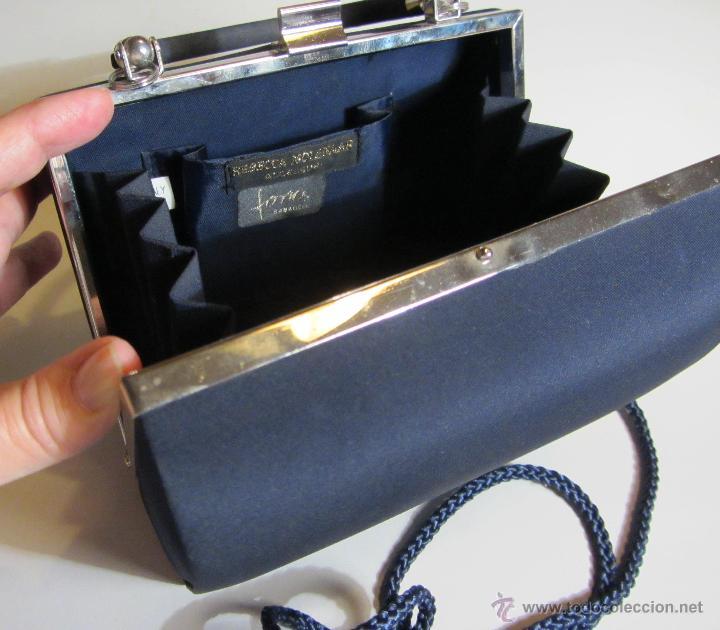 Vintage: bolso de fiesta Rebecca Molenaar - Foto 5 - 45053261