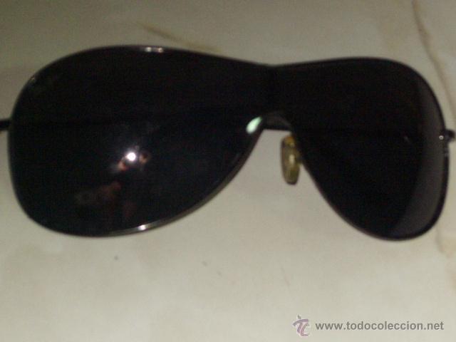 cristales de gafas de sol ray ban