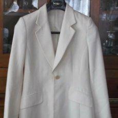 Vintage: CHAQUETA VERANO CORTE INGLES COLOR BLANCO MARFIL FORMULA JOVEN TALLA 44. Lote 45671533