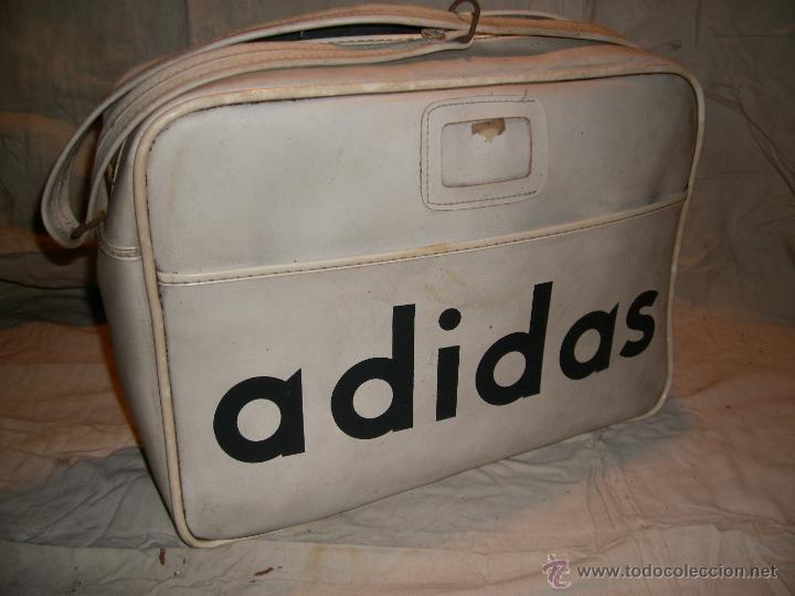 Retro Adidas Deportiva En Bolsa Vendido 45980490 Directa Venta 4LAj5R