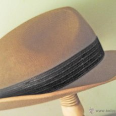 Vintage: ANTIGUO FELT HATTERS AND TRIMMERS UNION . Lote 46320553