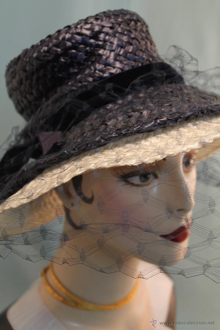 Vintage: SOMBRERO VINTAGE - Foto 3 - 46451431