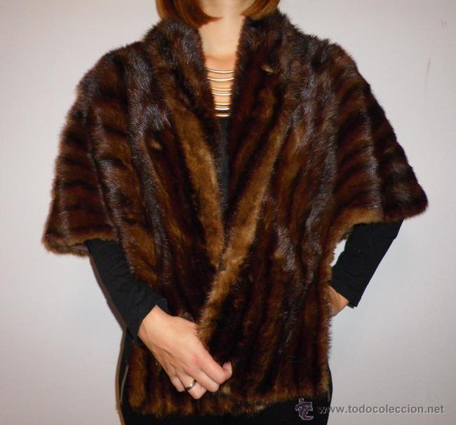 a bajo precio barata comprar lujo nuevo estilo de Estola en piel de visón - Sold at Auction - 47039549