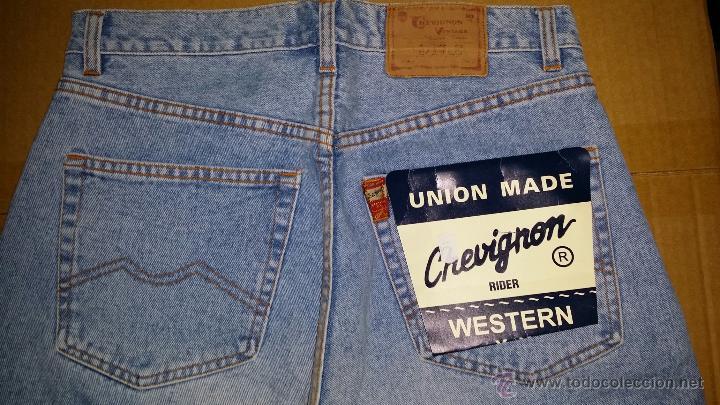 Pantalon Chevignon Anos 80 90 Talla 31 Anch Comprar Moda Vintage Hombre En Todocoleccion 204720226