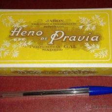 Vintage: PRECIOSA CAJA HENO DE PRAVIA. Lote 47992139