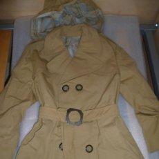 Vintage: GABARDINA ANTIGUA BEIGE. Lote 48028925