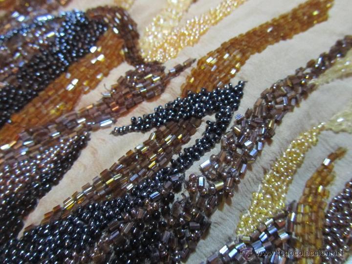 Vintage: Blusa fantasía o fiesta bordada con abalorios - Foto 3 - 48196288