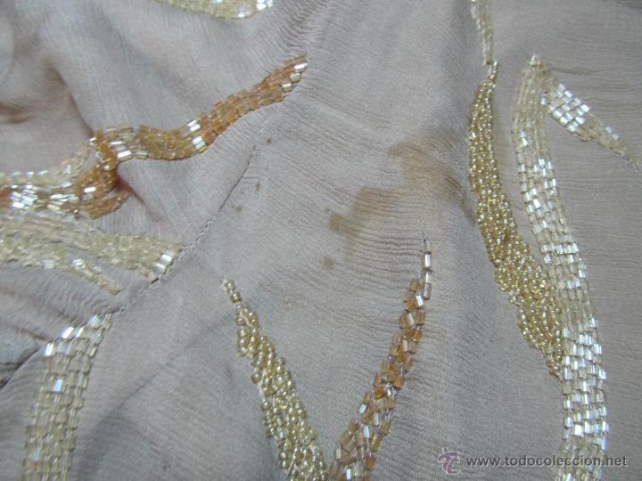 Vintage: Blusa fantasía o fiesta bordada con abalorios - Foto 13 - 48196288