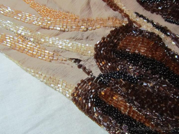 Vintage: Blusa fantasía o fiesta bordada con abalorios - Foto 14 - 48196288