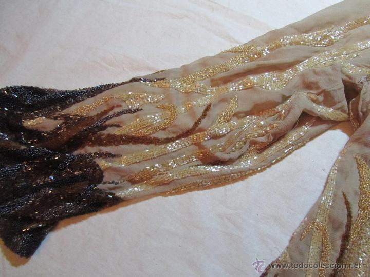 Vintage: Blusa fantasía o fiesta bordada con abalorios - Foto 16 - 48196288