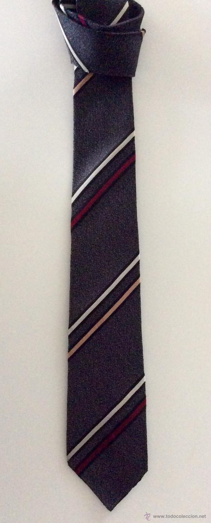 Vintage: Lote de 7 corbata, corbatas de diferentes años, 60,70,80 y 90 - Foto 2 - 48825111
