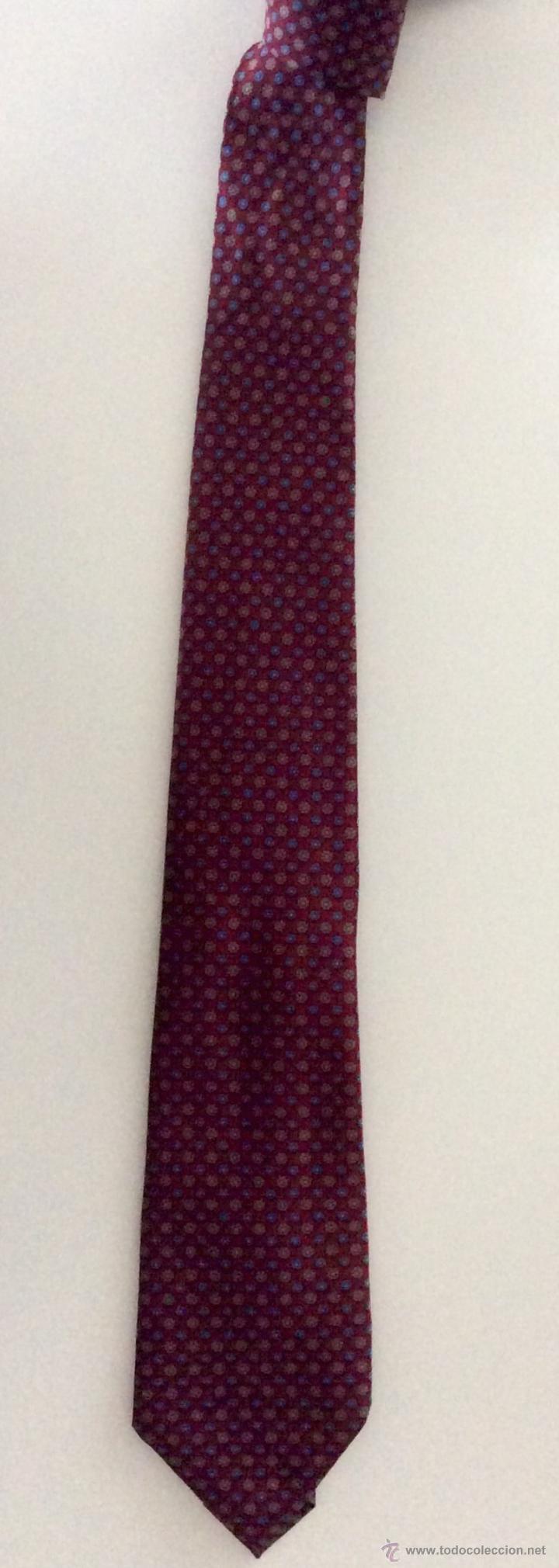 Vintage: Lote de 7 corbata, corbatas de diferentes años, 60,70,80 y 90 - Foto 4 - 48825111