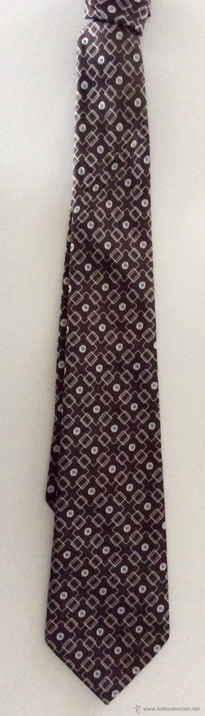 Vintage: Lote de 7 corbata, corbatas de diferentes años, 60,70,80 y 90 - Foto 5 - 48825111