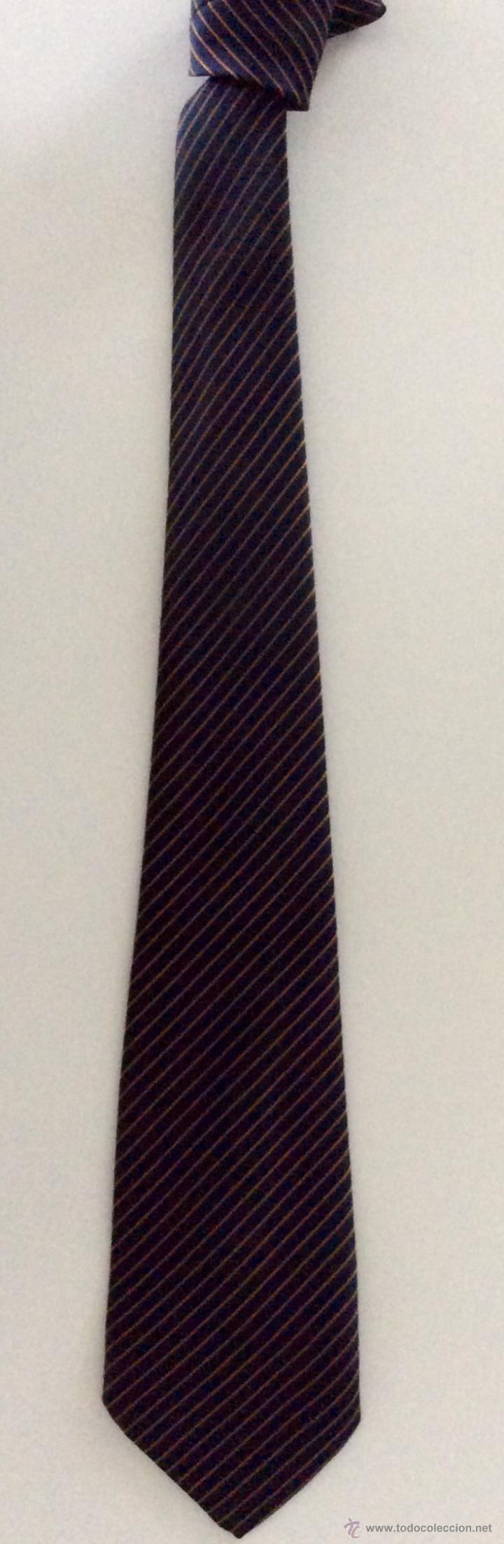 Vintage: Lote de 7 corbata, corbatas de diferentes años, 60,70,80 y 90 - Foto 6 - 48825111