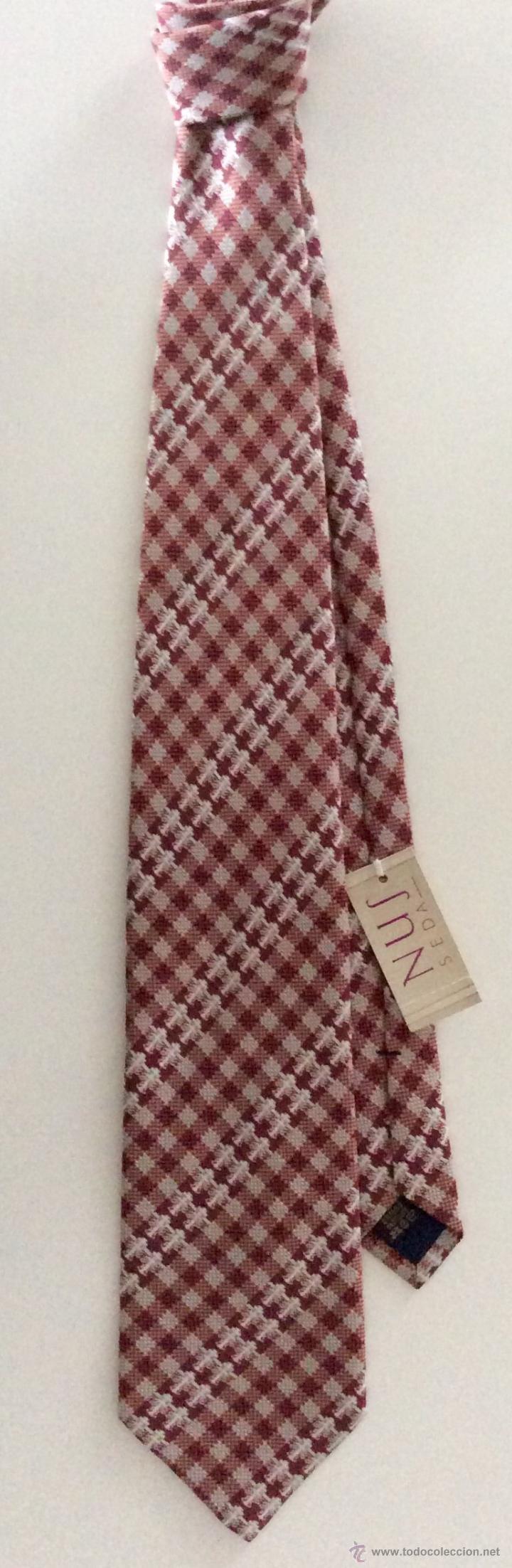 Vintage: Lote de 7 corbata, corbatas de diferentes años, 60,70,80 y 90 - Foto 7 - 48825111