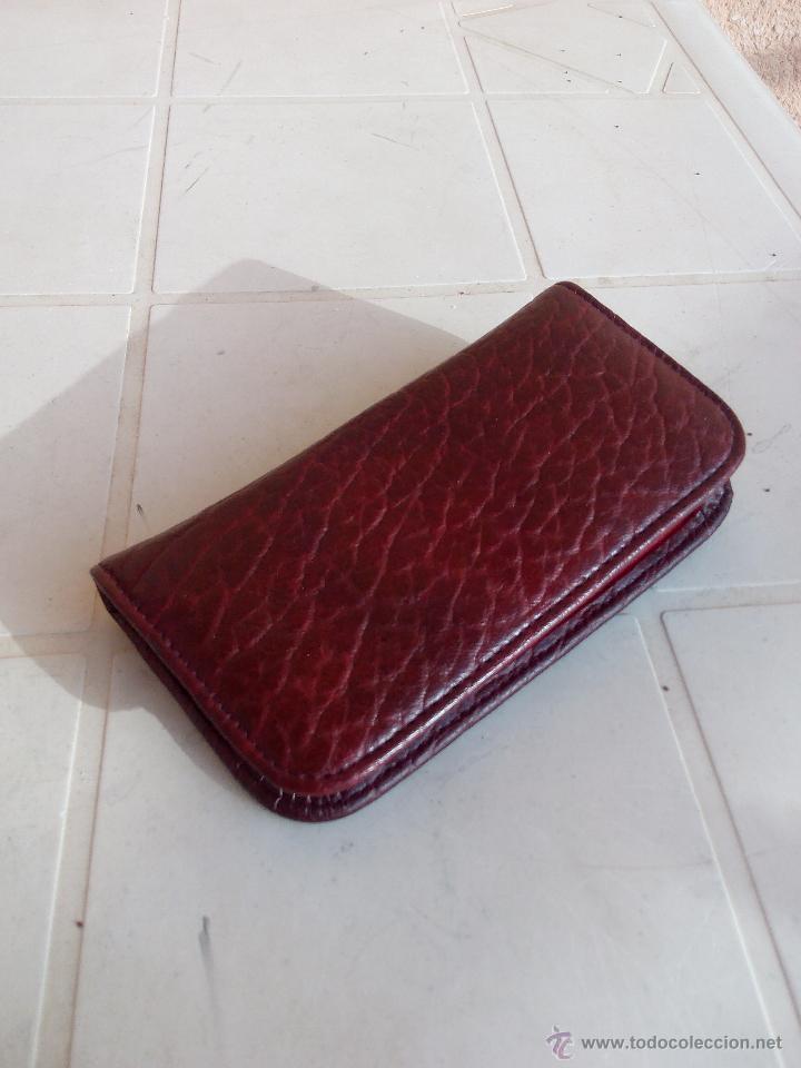 Vintage: Antiguo estuche de costura para llevar en el bolso. - Foto 2 - 48856735