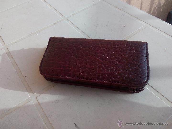 Vintage: Antiguo estuche de costura para llevar en el bolso. - Foto 3 - 48856735