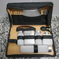 Vintage: ANTIGUO ESTUCHE DE VIAJE. Lote 48861456