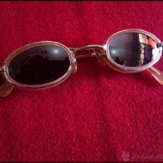 Vintage: GAFAS SOL VINTAGE ... TAMAÑO REDUCIDO MUJER / CADETE / HOMBRE TALLA PEQUEÑO. Lote 49025536