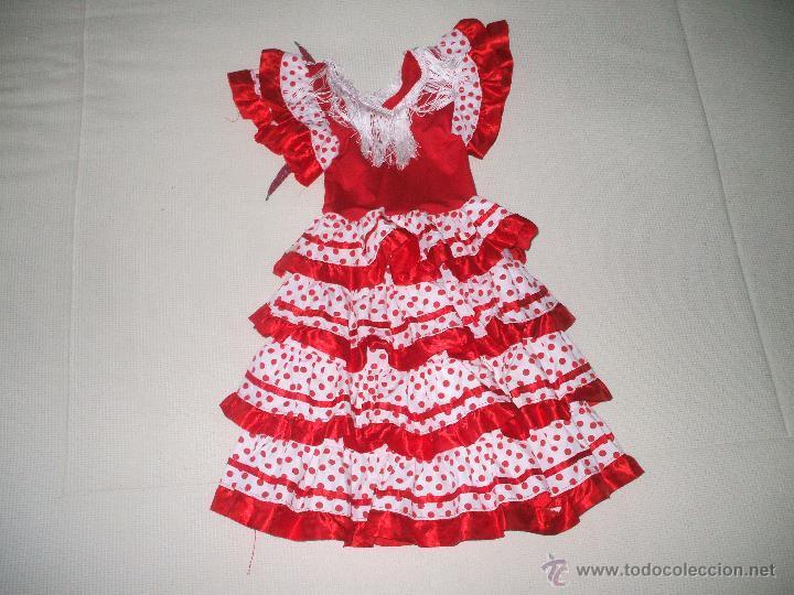 Comprar En De O Par Traje Faralaes Moda RojoValido Vestido 7IYvbfgmy6