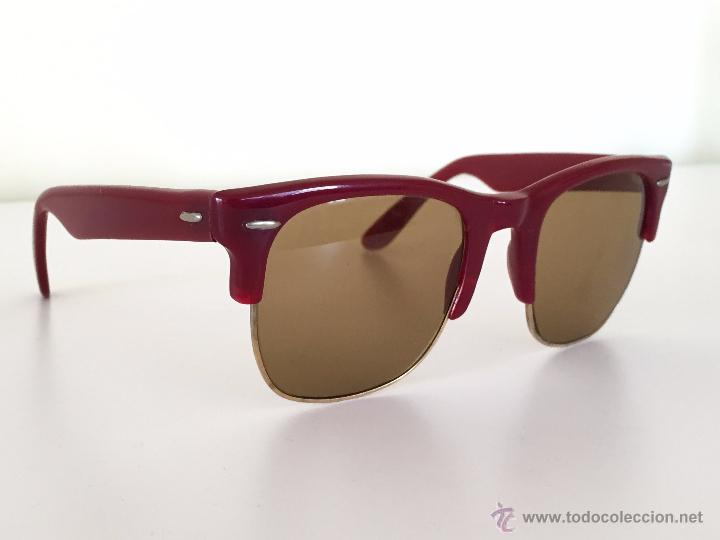 Gafas de sol Bermejo Vintage tipo Clubmaster segunda mano