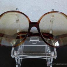Vintage: GAFAS VINTAGE DE DISEÑO CON LENTES DE SOL. Lote 49866115