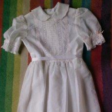 Vintage: VESTIDO DE NIÑA AÑOS 80, NO USADO. Lote 50321516