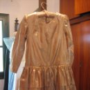 Vintage: VESTIDO DE FIESTA. AÑOS 60. PARTY DRESS FROM THE 60´S. Lote 51120241