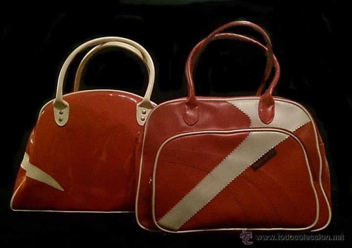 bb714d5a39ff7 Dos bolsas de deporte vintage sin uso - origina - Vendido en Subasta ...