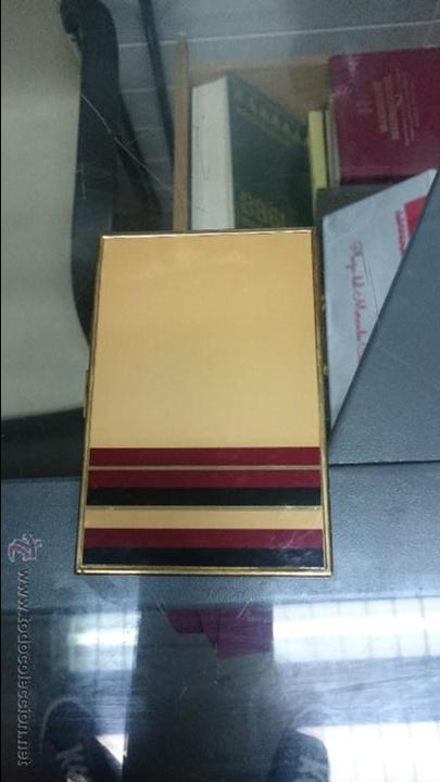 PITILLERA METALICA (Vintage - Moda - Complementos)