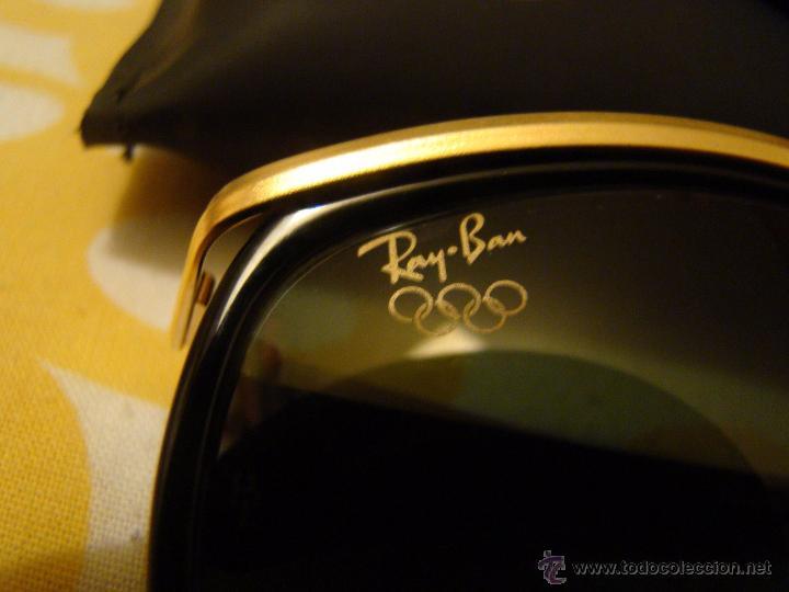 Vintage: RAY BAN B&L USA Vintage OLIMPIAN - 5 1/4 - Foto 5 - 52024976