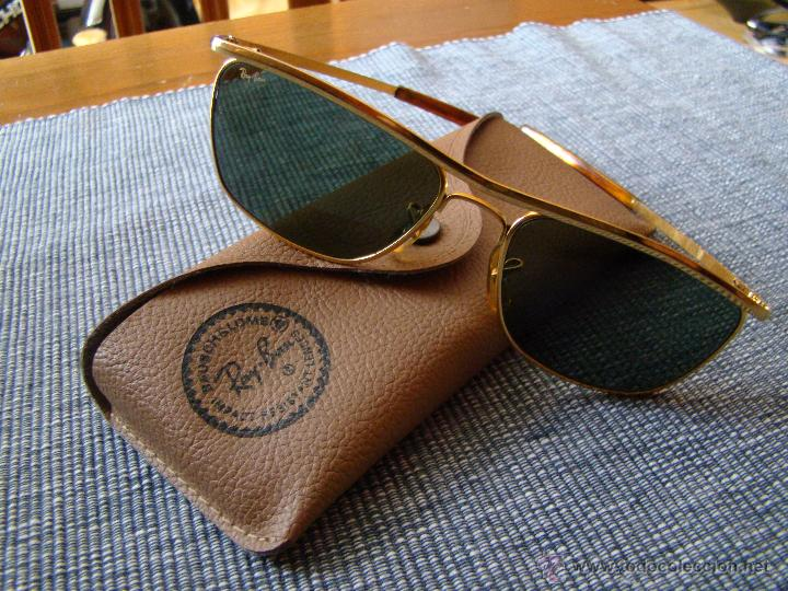 Vintage: 1980s VINTAGE B&L RAY BAN W1307 OLYMPIAN - made in U.S.A. - Foto 1 - 52153142