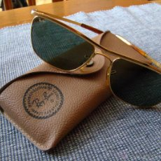 Vintage: 1980'S VINTAGE B&L RAY BAN W1307 OLYMPIAN - MADE IN U.S.A.. Lote 52153142