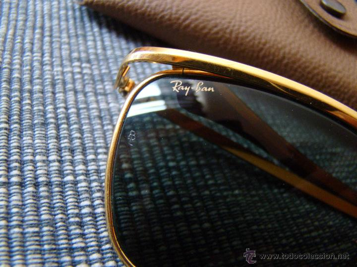 Vintage: 1980s VINTAGE B&L RAY BAN W1307 OLYMPIAN - made in U.S.A. - Foto 3 - 52153142