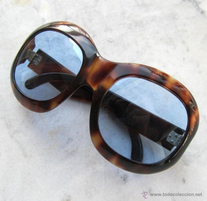 Sol Vintage Auction Años 70 Gafas Sold De At Lentes Cla 60 Azul dorCxBe