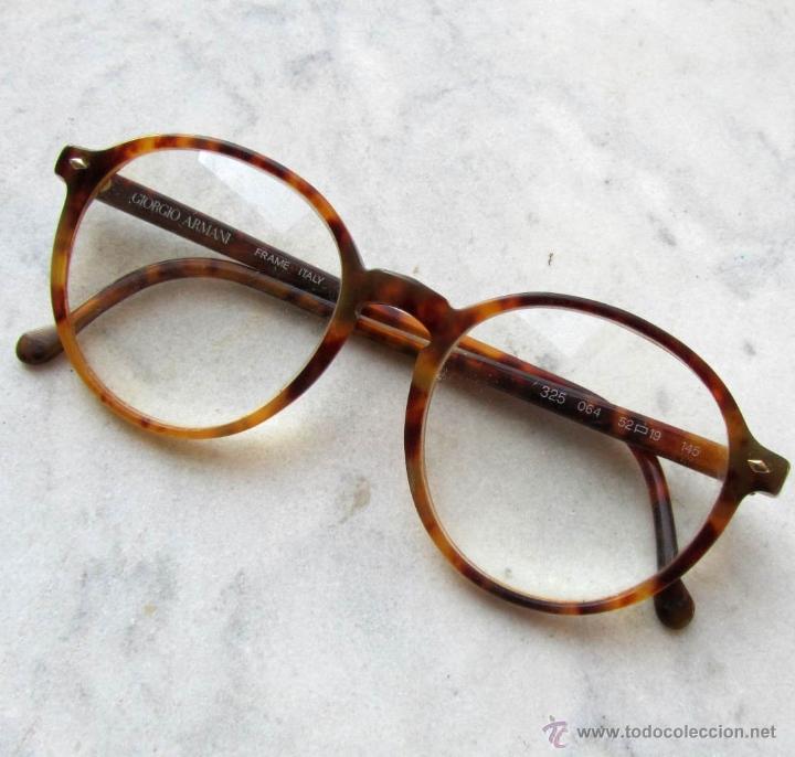 montura de gafas giorgio armani pasta imitación - Comprar ...