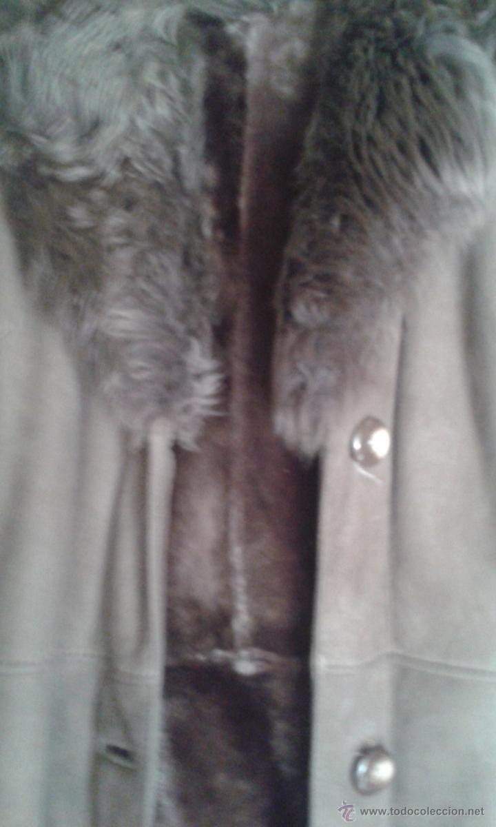 año Comprar Vuelta 80 Moda Abrigo Mujer En De Vintage Piel Iq6twwXEx