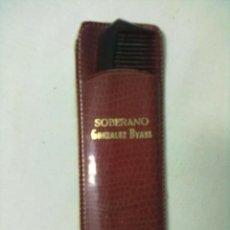 Vintage: PEINE EN SU FUNDA ROJA. Lote 52653778