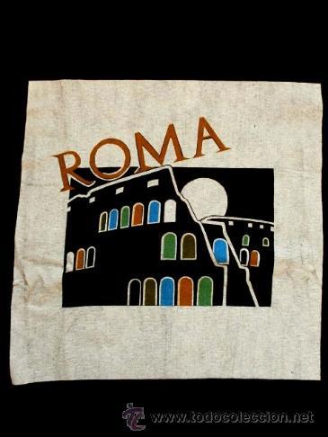 comprar camiseta ROMA hombre