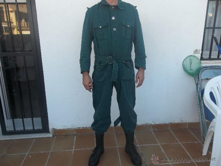 MONO DE LA CRUZ ROJA (Vintage - Moda - Hombre)