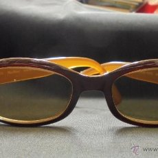 Vintage: GAFAS 125 MAXMARA MADE IN ITALY CE. 125 MM 99/S M5F 52-18.. Lote 52897494