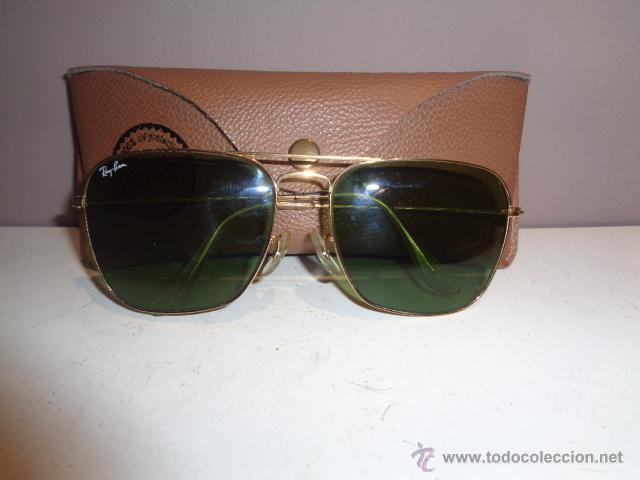 gafas ray ban antiguas