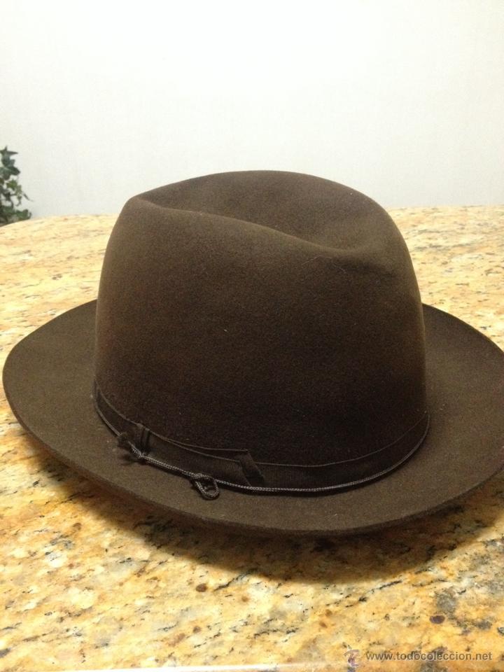 sombrero de hombre borsalino alessandria - Comprar Complementos ... 374f7175da4