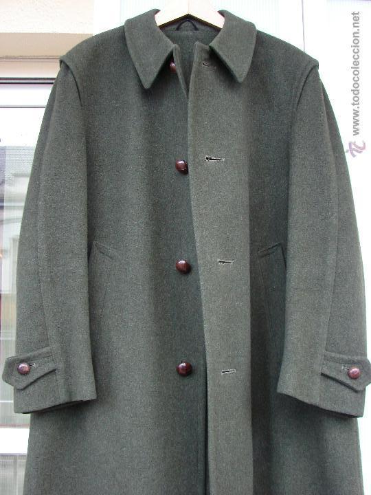 reloj 6a089 2fac8 Antiguo abrigo austriaco de caballero. años 60. - Vendido en ...
