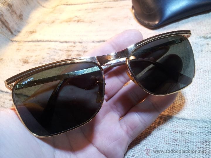 b07519164043 Originales gafas rayban ray ban años 70 baño de - Vendido en Venta ...