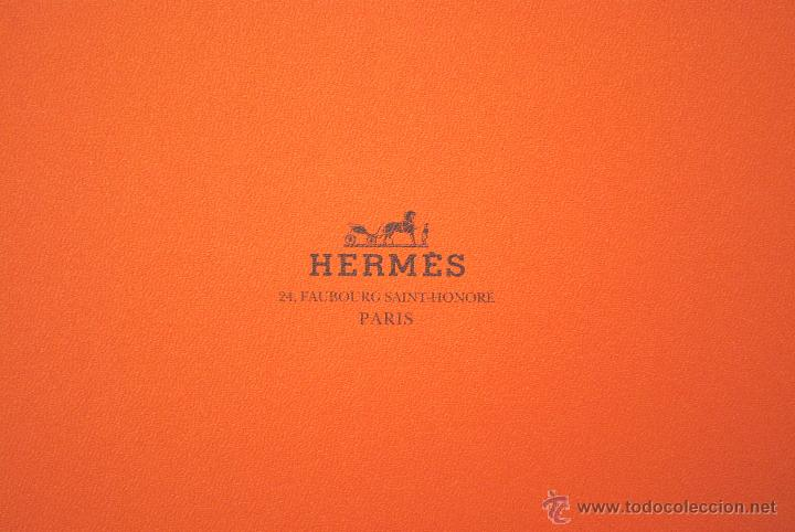 Vintage: Pañuelo vintage de seda de Hermès a estrenar (ver fotos adicionales) - Foto 8 - 53939085