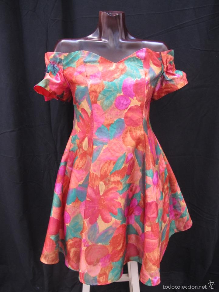 Increíble 80 Vestido De Fiesta Embellecimiento - Colección del ...